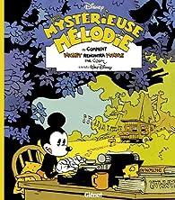 Une mystérieuse mélodie : ou comment Mickey rencontra Minnie par  Cosey