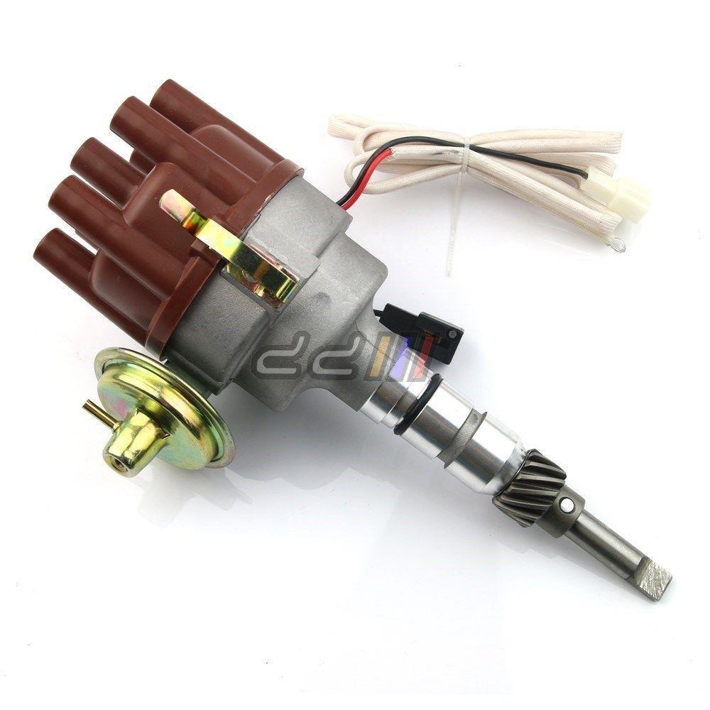 Electronic Distributor For Toyota Landcruiser 2f 42 3f Land Cruiser Fj40 Wiring Harness 40 Fj60 Fj80 Carbi Automotive