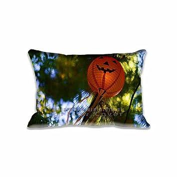 Amazon.com: Halloween a la vuelta de la esquina Sham Home ...