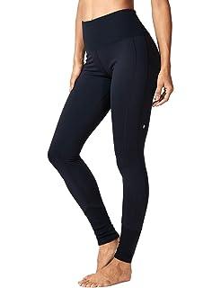 348728d8050aa CRZ YOGA Women's High Waist Tummy Control Stretchy Legging Sports Yoga Pants  Workout Tights -25