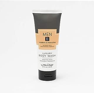 product image for Luxury Body Wash/Shower Gel by Mixologie (Men's II - Modern & Masculine)