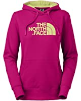 Womens North Face Pink Ribbon Half Dome Hoodie TNF Black