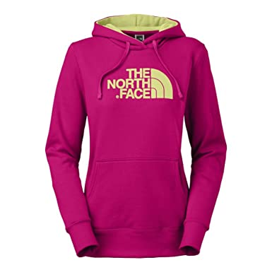 Amazon.com: The North Face Women's Half Dome Hoodie Petticoat Pink Size  X-Small: Sports & Outdoors