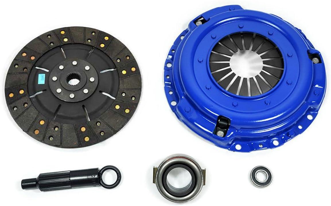 EFT STAGE 2 CLUTCH KIT 01-03 FOR BMW 325xi AWD 2.5L 330i ci E46 530i E39 Z3 E36 3.0L