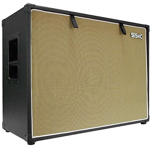 Seismic Audio - 212 GUITAR SPEAKER CABINET EMPTY - 7 Ply Birch - 12