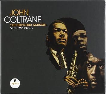 Image result for coltrane original impulse albums 4