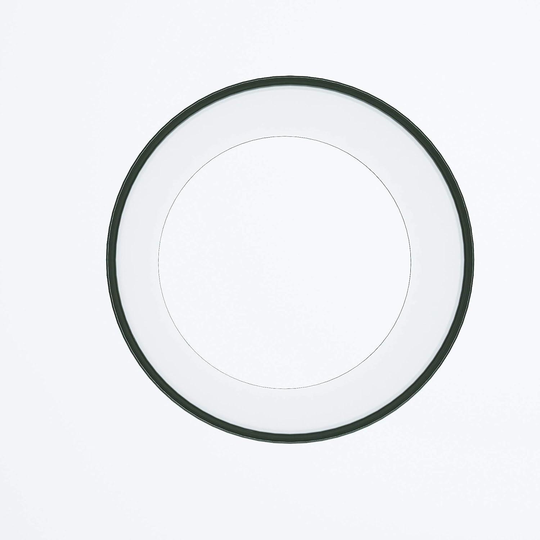 TLLAMP Lサイズ ハリケーン キャンドルホルダー ガラス 円柱 両端開き オープンエンド ハリケーン ガラスランプシェード 交換用 複数の仕様 8'' wide x 18'' tall クリア TL-CL-LGS
