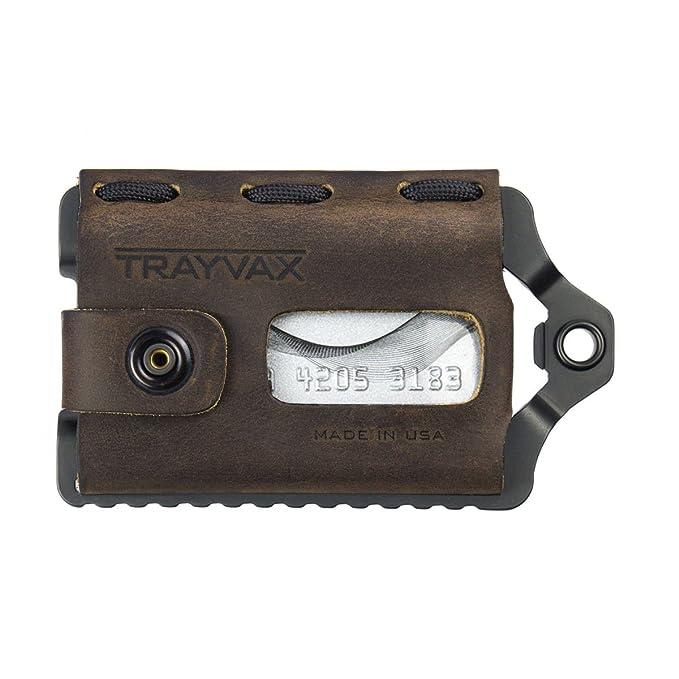 Trayvax Element Wallet (Mississippi Mud Black Edition)
