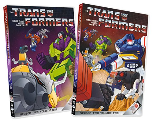 Transformers: More Than Meets the Eye! (Season 2) (Volume 1 & 2)