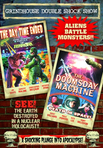 Grindhouse Double Shock Show: The Day Time Ended / The Doomsday Machine