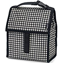 Packit, CA Freezable Lunch Bag, 8-Inch, Gingham