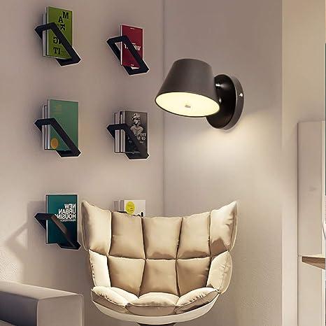 Nordic Wall lámpara de hierro LED lámpara de mesa sala creativa ...