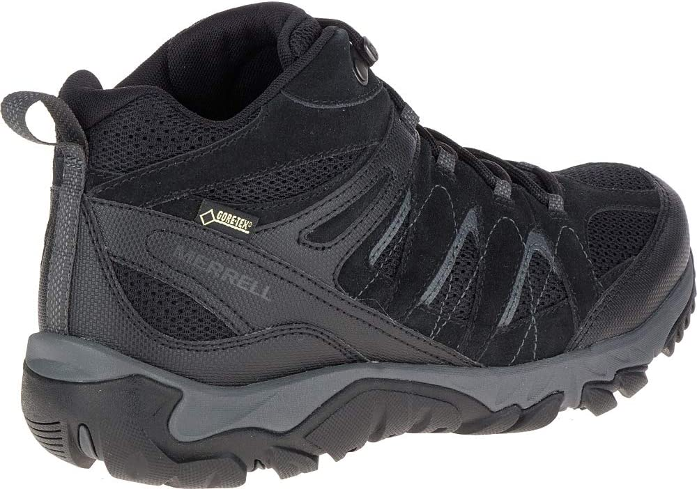 Merrell outmost Mid Vent Gtx Chaussures Hommes Outdoor des Rangers Hiver j09505
