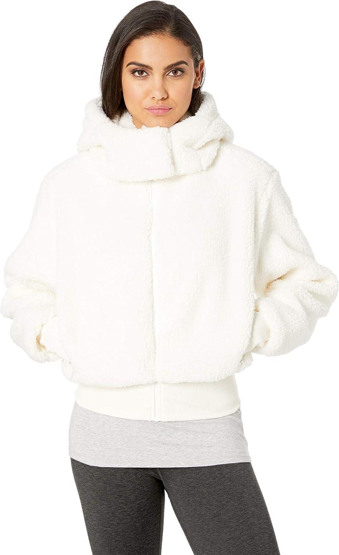 ALO Women's Foxy Sherpa Jacket at  Women's Coats Shop