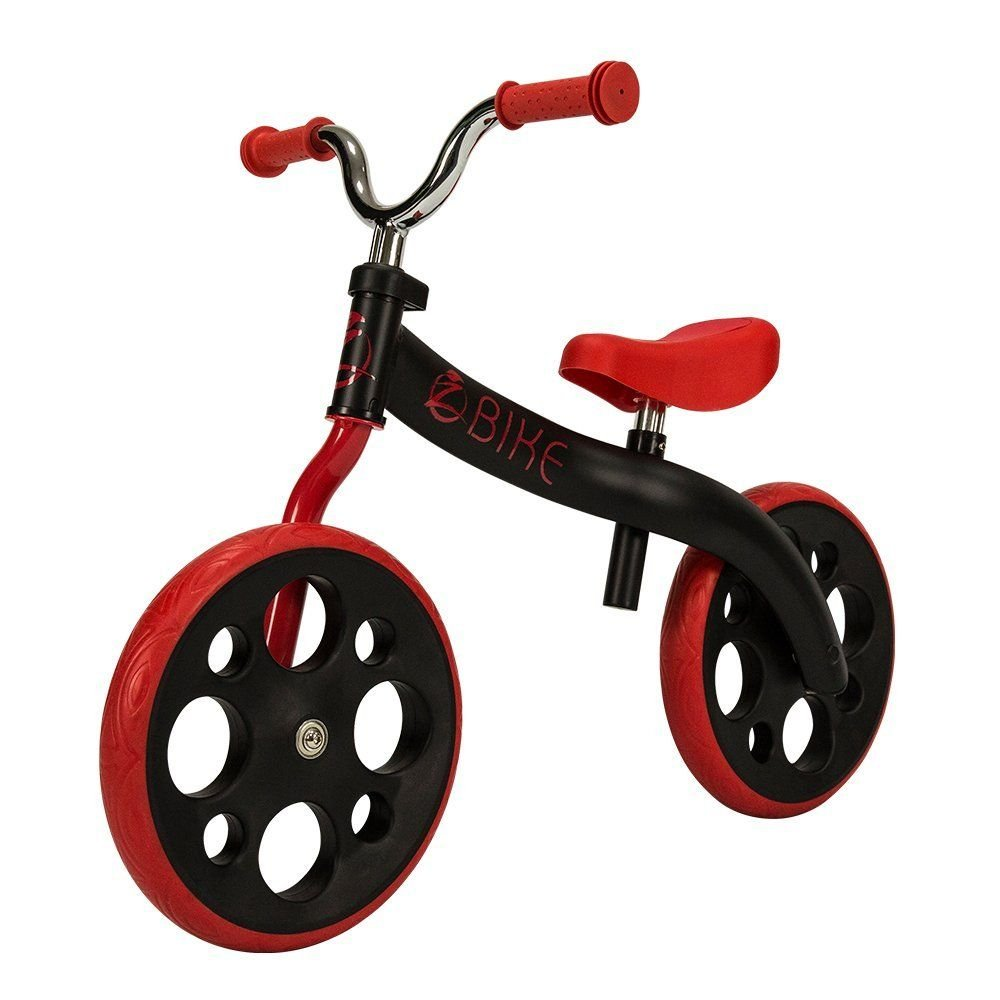 Zycom Zbike Balance Bike, Black/Red Madd Gear 204-494