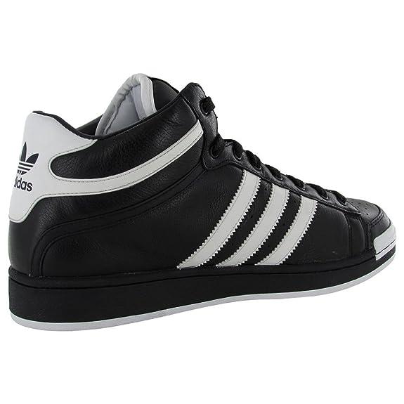 Amazon.com | Adidas Men's Kareem Abdul Jabbar Mid Casual Shoe Black/White  men's 14 | Fashion Sneakers