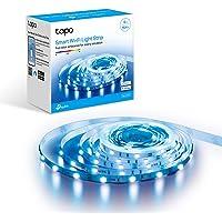 TP-Link Tapo L900-5 Smart LED Streifen 5M, WiFi LED Stripe, 16 Mio. Farben, dimmbar APP Steuerung, schneidbar…