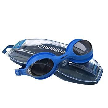 Splaqua Clear Prescription Swim Goggles