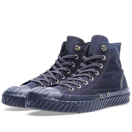 9fea66ea13c4cc Converse X Nigel Cabourn Chuck Taylor Bosey Hi Navy138562C Men 12 Women 14   Amazon.ca  Shoes   Handbags
