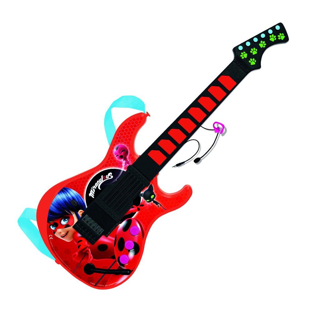 Ladybug Zag Guitarra con Micro (Claudio Reig 2678.0)