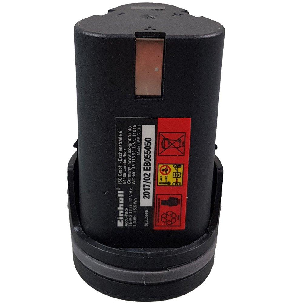 Einhell 12 V for TE MG 12LI and RT MG 10.8 Li (45.113.93)