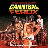Cannibal Ferox (Vinyl - Original 1981 Motion Picture Soundtrack)