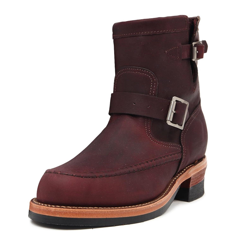 38b33de4945 Chippewa Men's Chrome Pack Boots 43513 (E) Burgundy high-quality ...