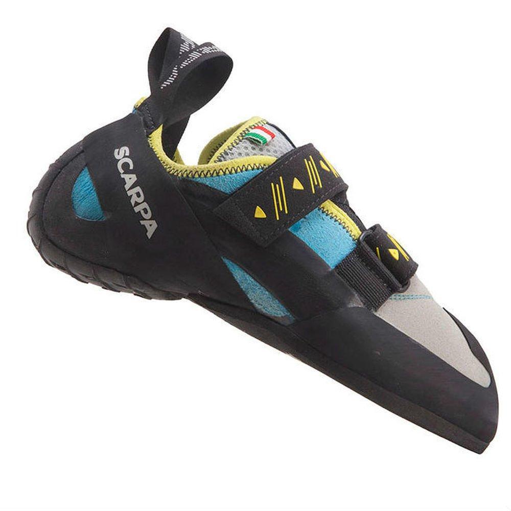 SCARPA Women's B07C9HH7KM Vapor V Climbing Shoe B07C9HH7KM Women's 36 M EU / 5.5 B(M) US|TURQUOISE 4b0597