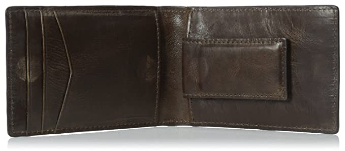 fossil-mens-money-clip-bifold-wallet by fossil