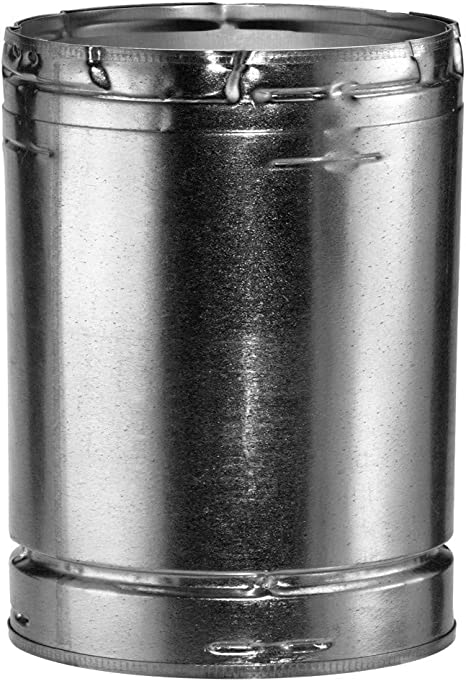 Simpson Duravent 10gv36 10 X3 Type B Vent Pipe Ducting Components Amazon Com