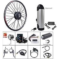 "BAFANG 500W 36V/48V Hub Motor Electric Bike Conversion Kit for Kinds of Bicycle 20"" 26"" 27.5"" 700C Rear Wheel"
