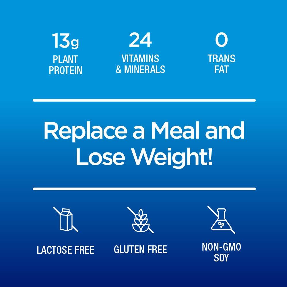 Naturade Total Soy Weight Loss Shake– Vanilla – 19.1 oz (Natural & Artificial) by Naturade (Image #5)