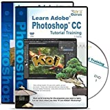 Adobe Photoshop CC Tutorial plus Photoshop Photography Effects Training Bundle 4 DVDs Over 26 hours of Training 371 lessons