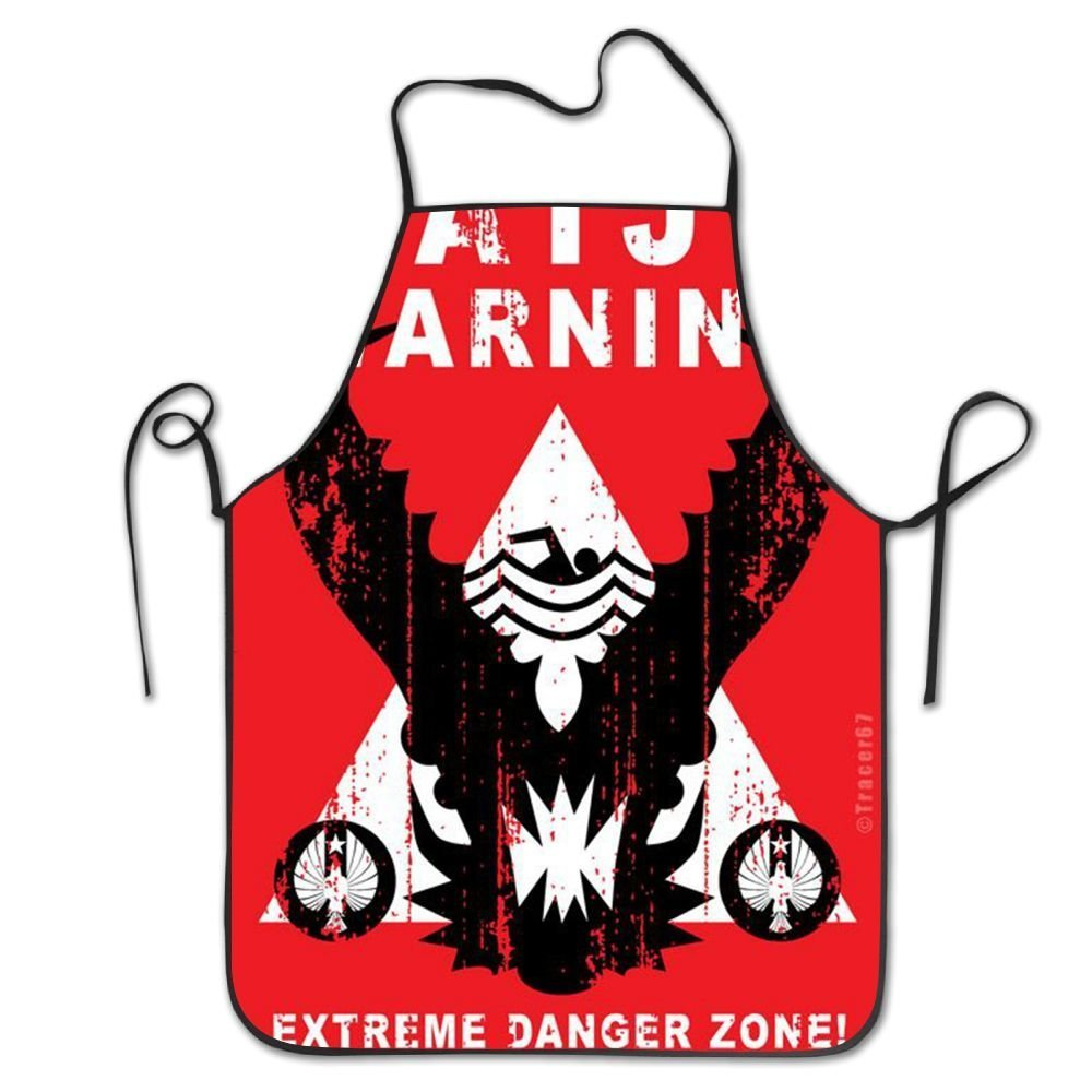 startoronto Warning Signs Aprons For Women/men Lightweight Tailgate Funny Cooking Funny Chef Apron