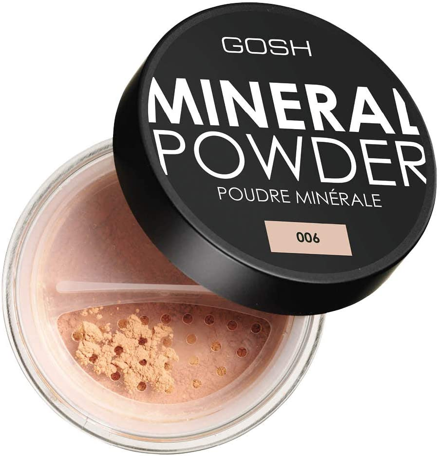 Gosh Copenhagen Polvos Minerales 006