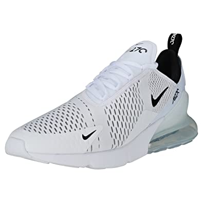 Nike Air Max 270 Mens Ah8050 100 Size 14 WhiteBlack White