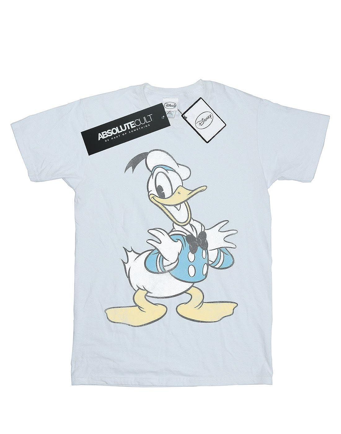 Fit Shirt Disney Donald Petit Posing Ami T Femme Duck 8ymPwOnvN0