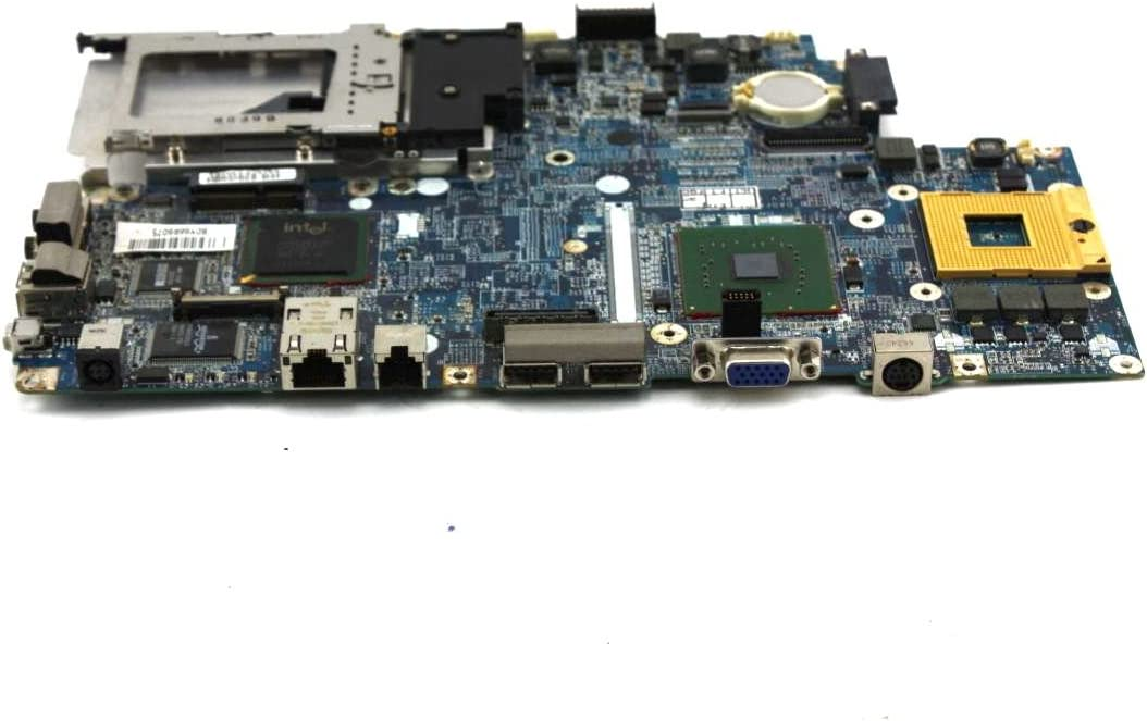 Genuine Dell Inspiron E1505 6400 Intel Laptop Motherboard 0MD666 MD666