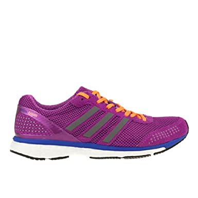 adidas adizero Adios Boost 2 women s PURPLE B41001 Size  38 - Shocking  Pink 137034d25