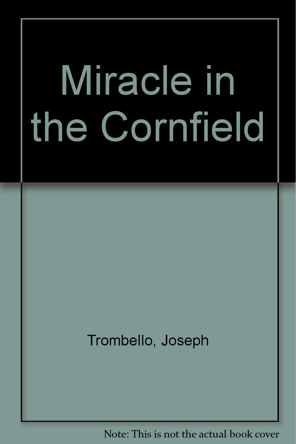 Miracle in the Cornfield