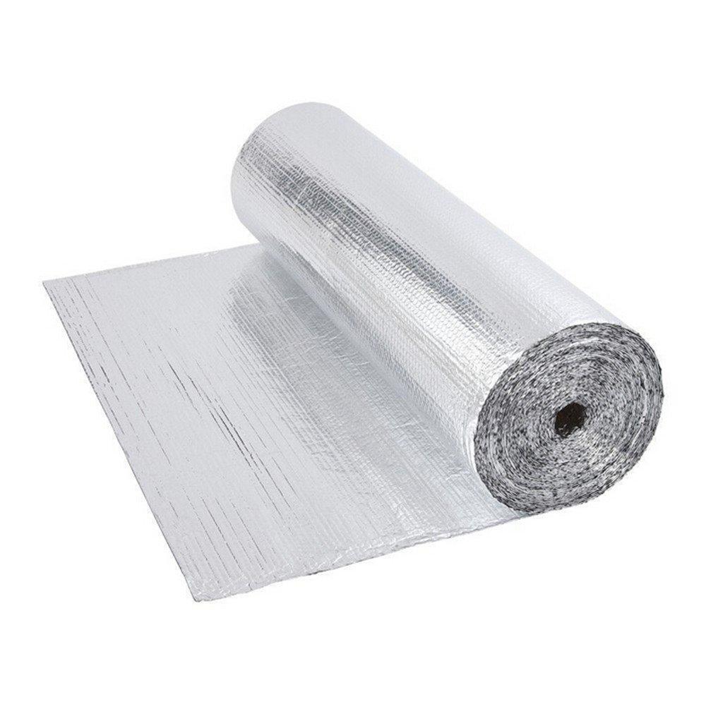 Double Aluminium Single Bubble Foil Wrap Insulation (1.2x10m) furniture-uk-shop