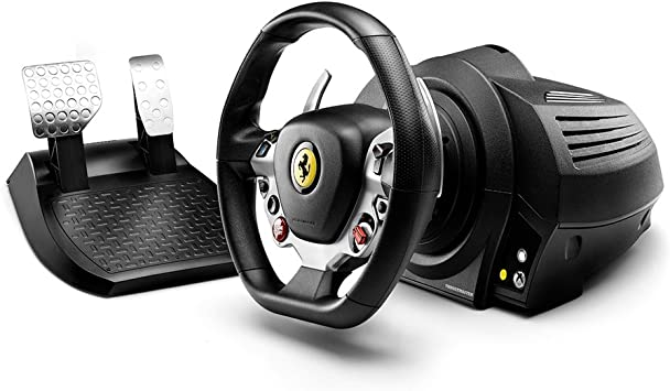 Thrustmaster TX RACING WHEEL FERRARI 458 ITALIA EDITION ...