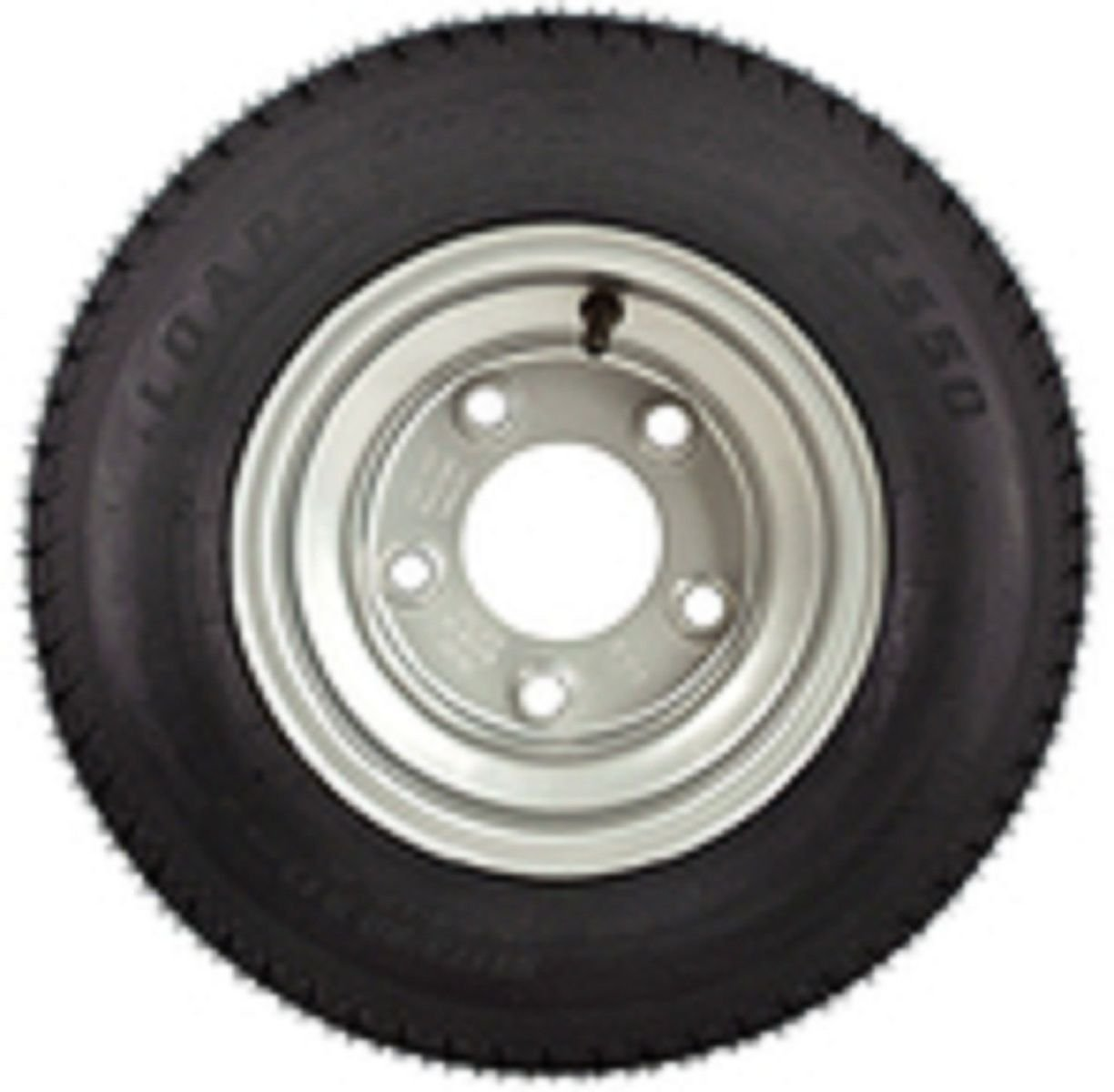 NEW LOADSTAR TIRES ST185/80D13 D/5H MOD GALV TIR 3S336 by Boating Accessories