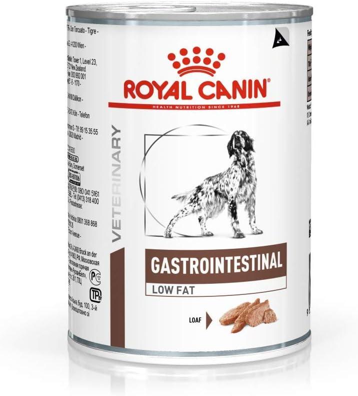 Royal Canin Alimento para Perros Gastro Intestinal Low Fat - 410 gr