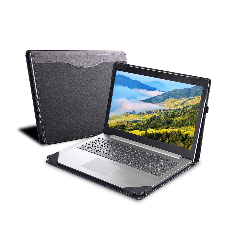 Honeymoon Case Cover Compatible with 14'' HP EliteBook 840 G5/HP ZBook 14u G5/Lenovo Xiaoxin Chao 7000 Laptop[Warning:Not fit HP EliteBook 840 G4 G3 G2 G1 & HP ZBook 14u G4/14 G2/14 G1],Black by Honeymoon