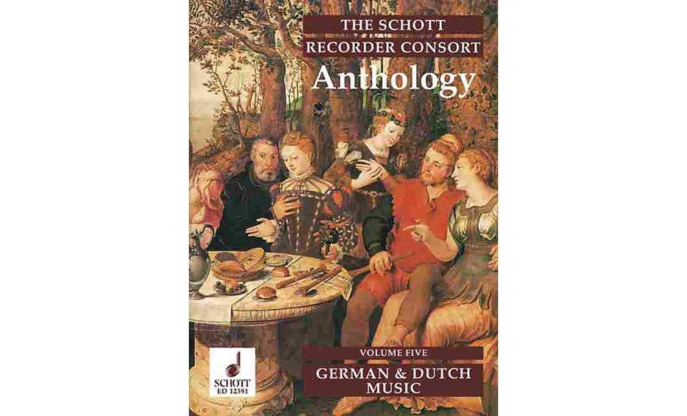 Schott The Recorder Anthology - Volume 5 Schott Series by Various Arranged by Bernard Thomas PDF