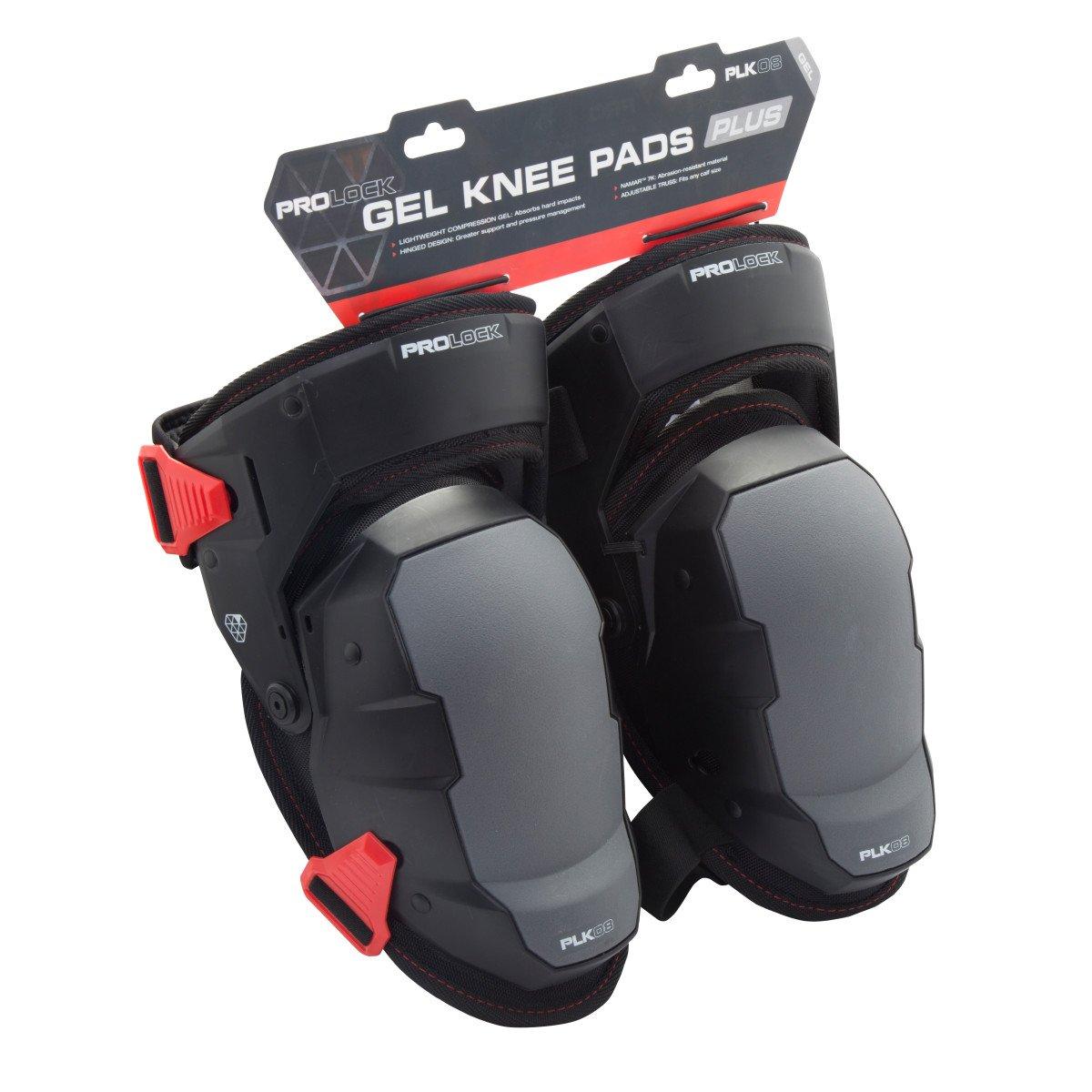 PROLOCK PLK08 93183 Gel Knee Pads Plus (1 pair) by PROLOCK (Image #7)