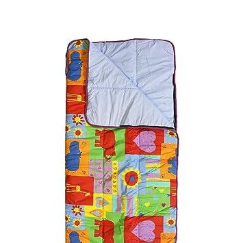 Hosa - Saco de Dormir Infantil Kenia Estampado: Amazon.es: Deportes y aire libre