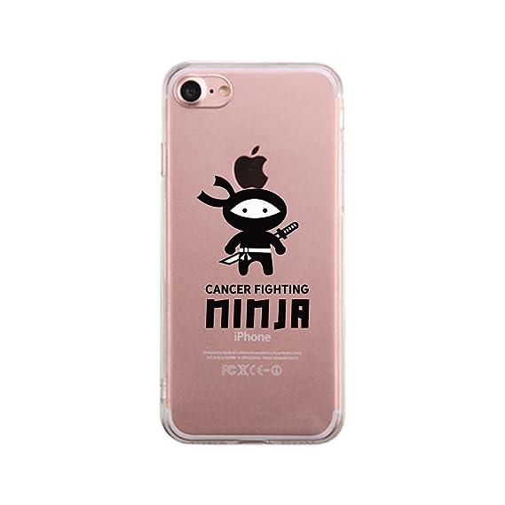 Amazon.com: 365 Printing Ninja Fight Cancer Awareness iPhone ...