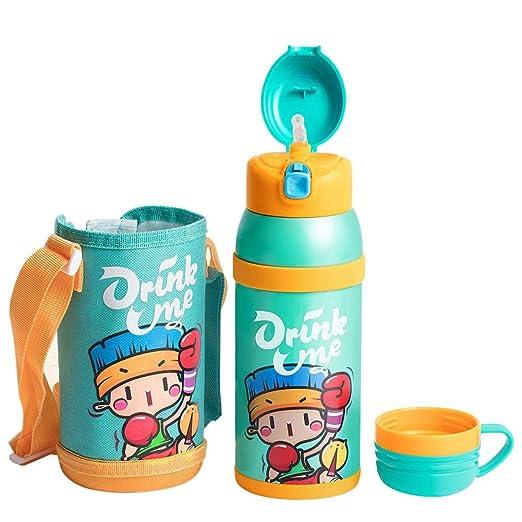 Botella Termos De Acero Inoxidable Ventosa para Niños ...